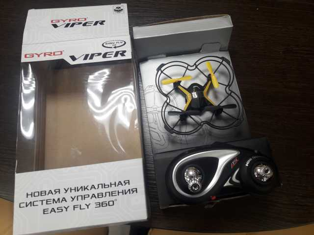 Продам Квадрокоптер (дрон) 1TOY GYRO-Viper
