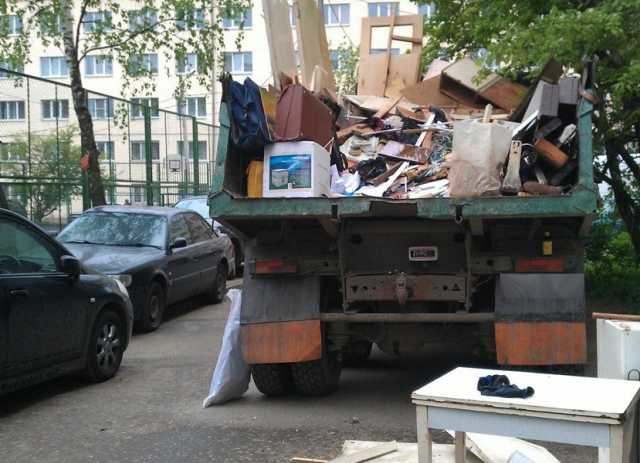 Предложение: Вывоз мусора.Транспорт.Грузчики.