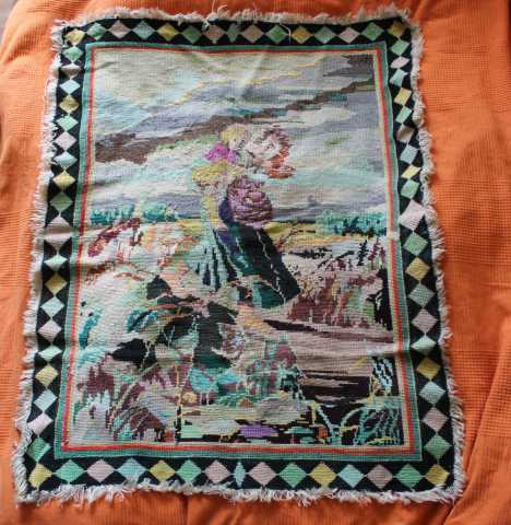 Продам Ковер, картина Дети бегущие от грозы