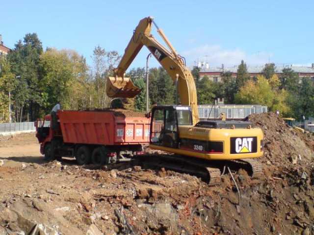 Предложение: Вывоз строительного мусора и снега