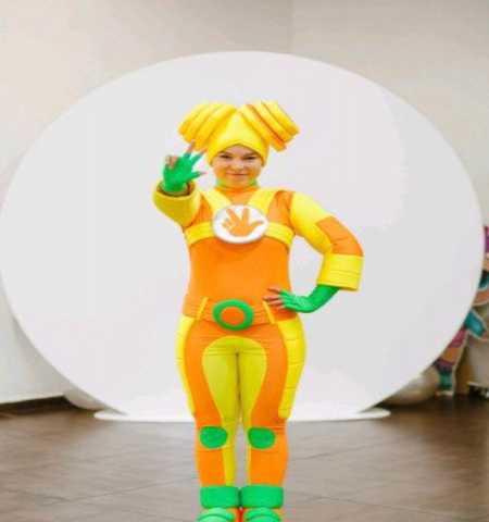 Предложение: Детский костюмированный Аниматор