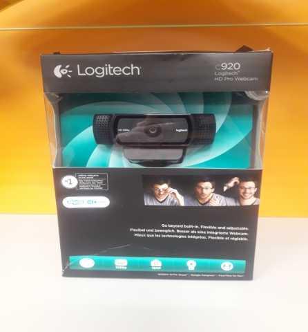 Продам Веб-камера Logitech HD Pro Webcam C920