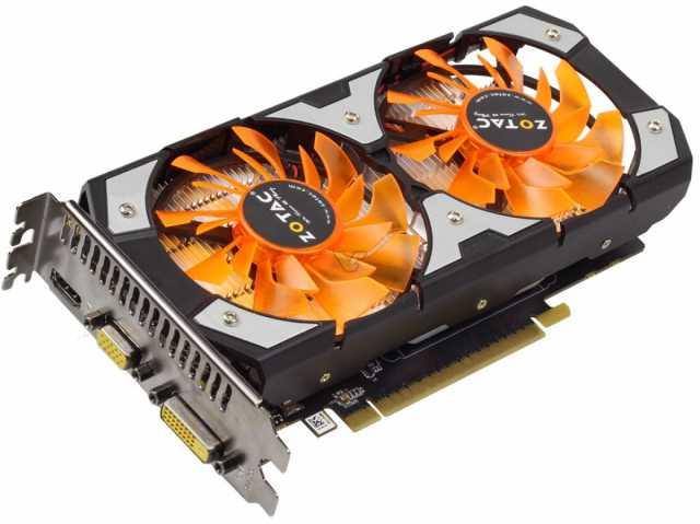 Продам Видеокарта GTX750 TI 2g ddr5