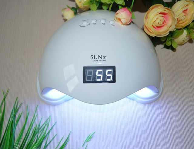 Продам Лампа Для Маникюра Sun 5