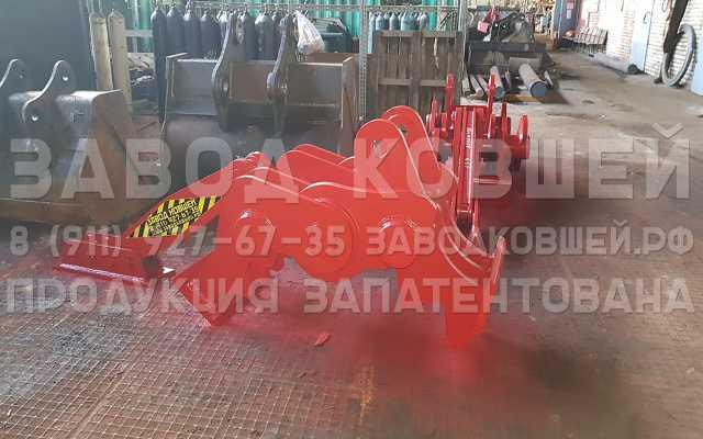 Продам Бетонолом-крашер Завод Ковшей