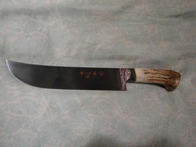 Продам Кухонный нож пчак Касуля