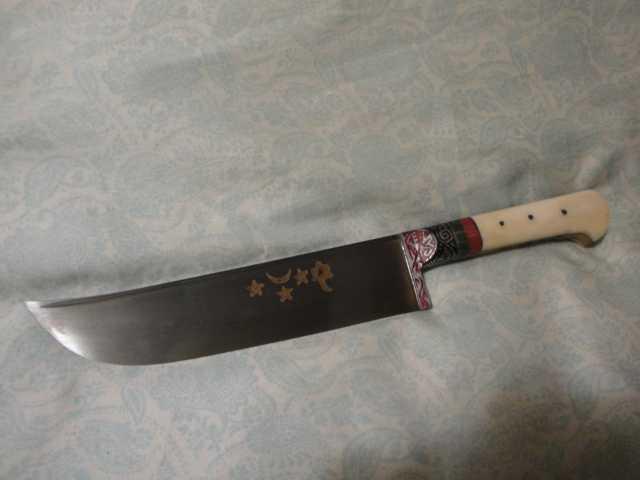 Продам Кухонный нож Пчак Ерма
