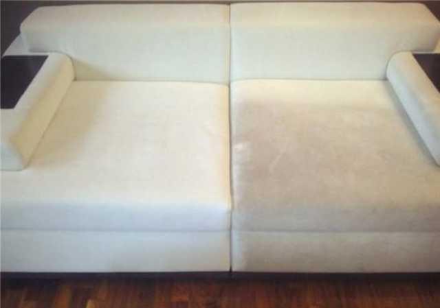 Предложение: Химчистка мягкой мебели
