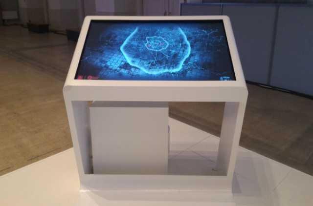 Предложение: Интерактивный стол