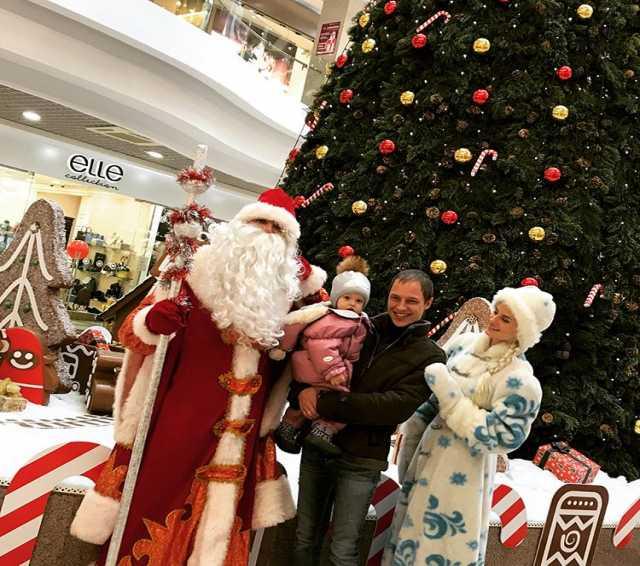Предложение: Настоящий Дед мороз и Снегурочка Иркутск