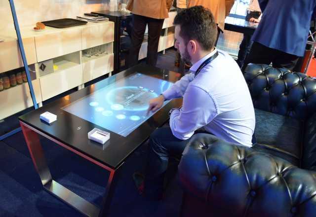 Предложение: Интерактивное оборудование Проекция!