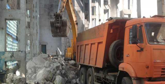 Предложение: Вывоз снега и строительного мусора