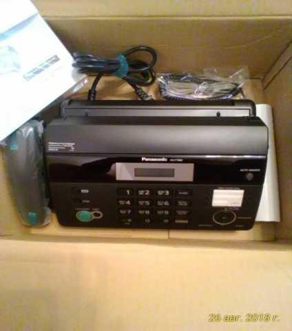 Продам Факс Panasonic KX-FT982RU. НОВЫЙ.