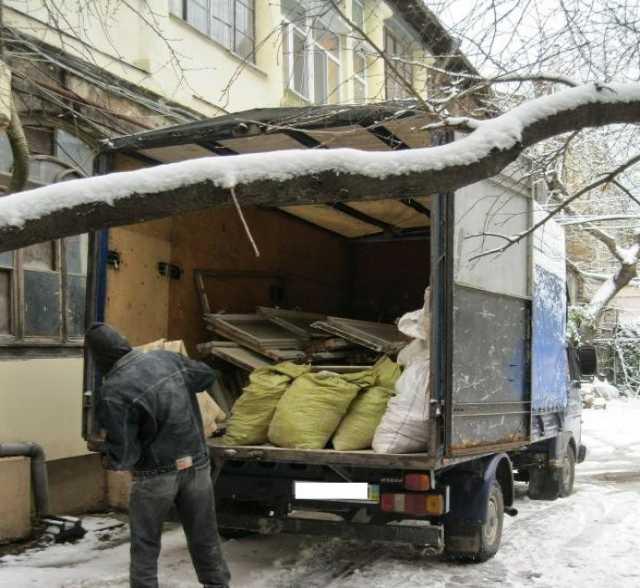 Предложение: Вывоз строительного мусора.Волгоград.