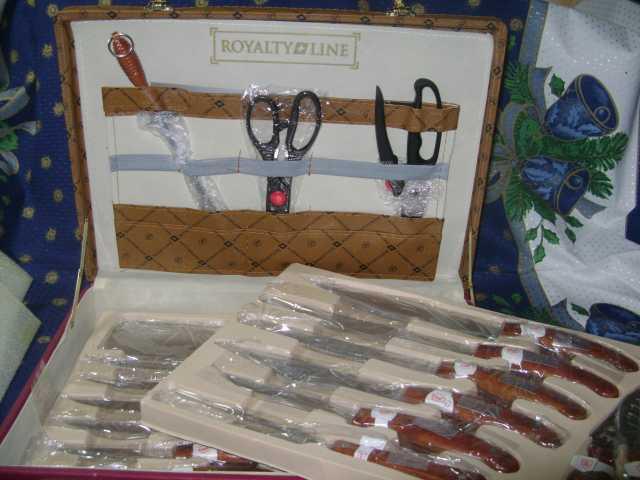 """Продам Набор """"Royalty Line"""" (ножи и т.д.)"""