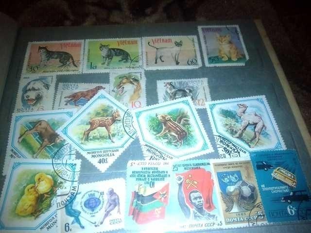 Продам Почтовые марки и деньги СССР