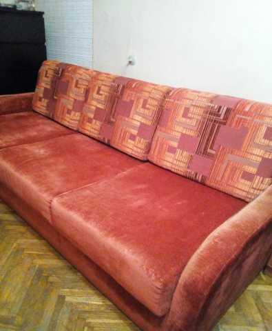 Продам диван раскладной 215*160