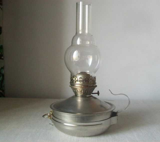 Продам Новая керосиновая лампа СССР
