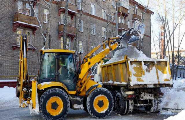 Предложение: Уборка Снега в Томске (Вывоз)