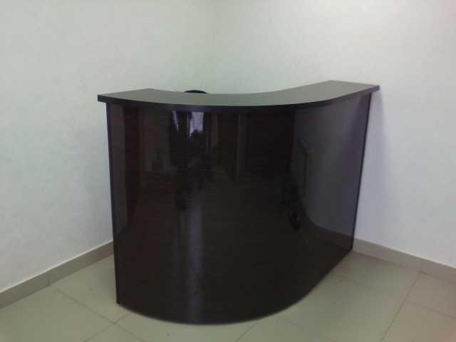 Предложение: Стойки ресепшн, офисная мебель на заказ