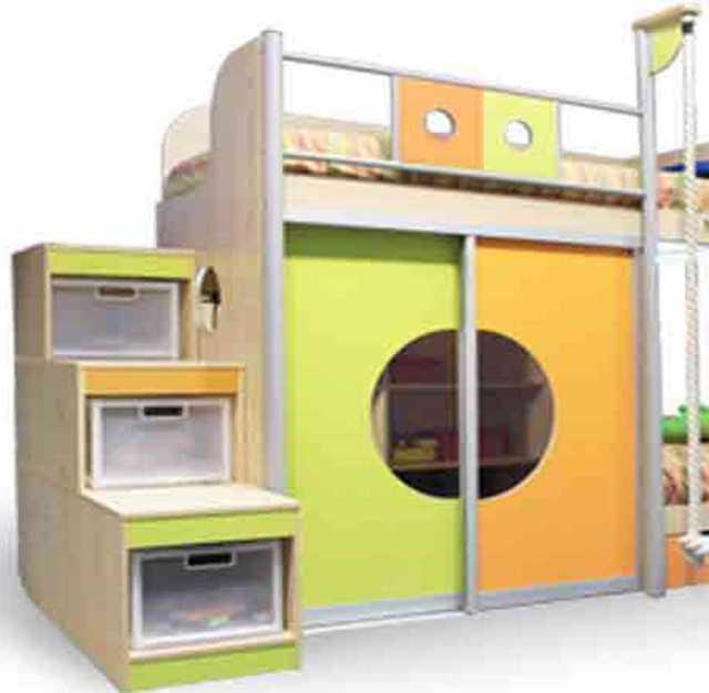 Продам Модульный детский мебельный гарнитур б/у