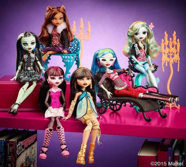 Куплю Monster High