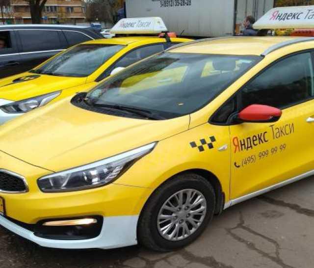 Вакансия: Водитель такси без аренды 60/40. (60%-во