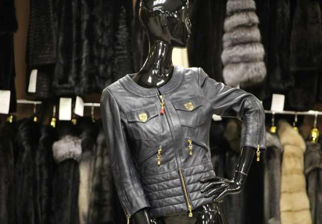 Продам Куртка из натуральной кожи 44