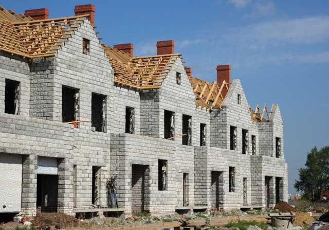 Предложение: строительство домов из газобетона