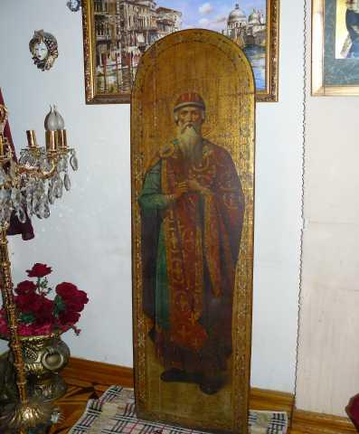 Продам Эксклюзивная икона князь Владимир