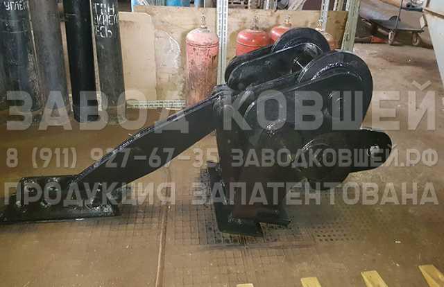 Продам Крашер бетона на экскаватор volvo