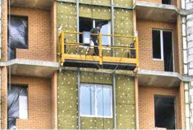 Предложение: фасадные работы. Фасад