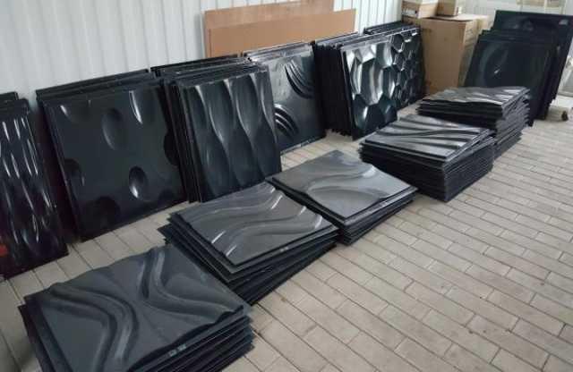 Продам Формы пластиковые для 3D панелей