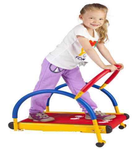 Предложение: Детская беговая дорожка