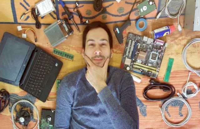 Предложение: Вызвать мастера по ремонту компьютеров и