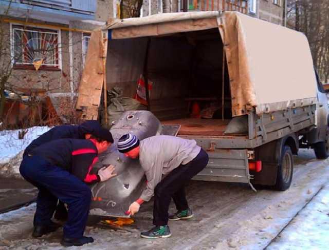 Предложение: Вывоз мусора Газелью.