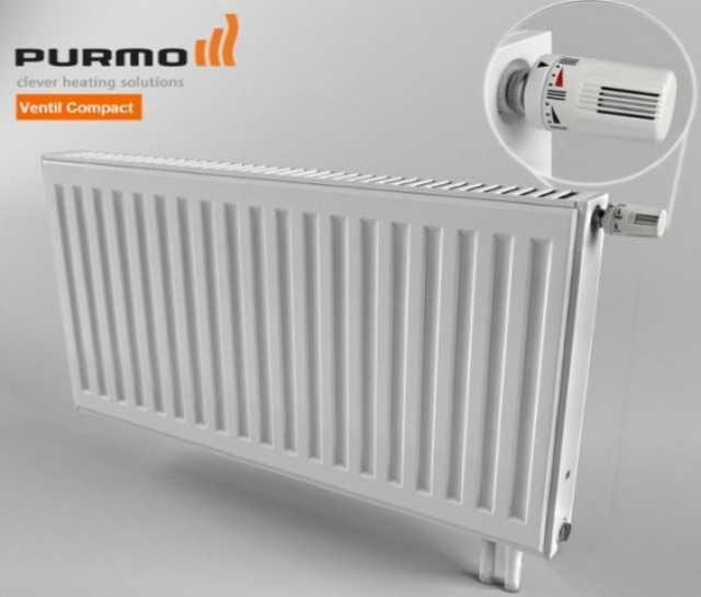 Продам Стальные радиаторы Purmo