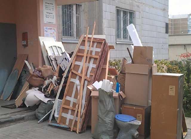 Предложение: Погрузка и вывоз мусора. Газель,Зил,Кама