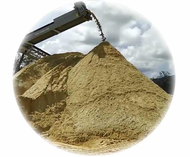 Продам Песок, щебень, отсев