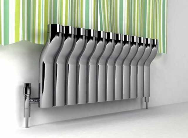 Продам Дизайнерские радиаторы отопления