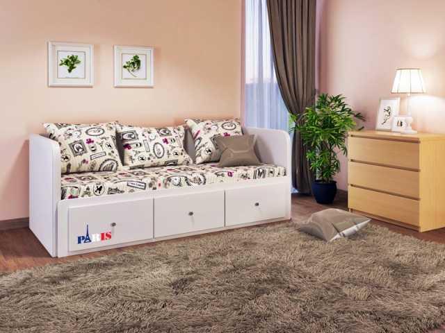 Продам Диван-кровать с 3 ящиками