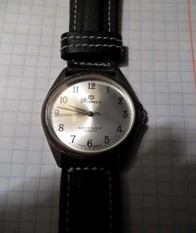 Продам Часы наручные мужские Romex,кварцевые.