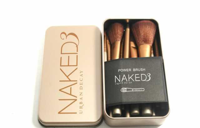 Продам Наборы Кистей Naked 3