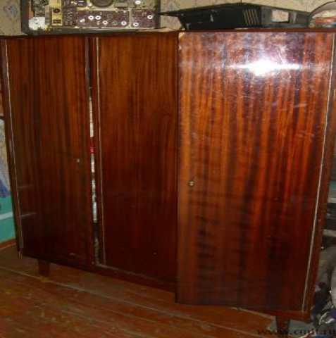 Предложение: Вывозим старые шкафы