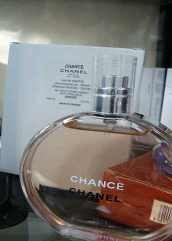 Продам Chanel Chance eau Tendre 100 ml тестер