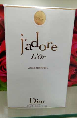 Продам Christian Dior Jadore L'Or 40 мл эссенци