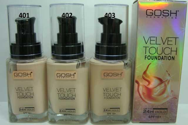 Продам Тональный крем gosh Velvet Touch 34 мл