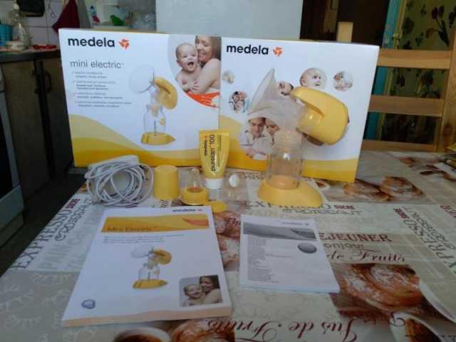 Продам Молокоотсос Medela mini electric