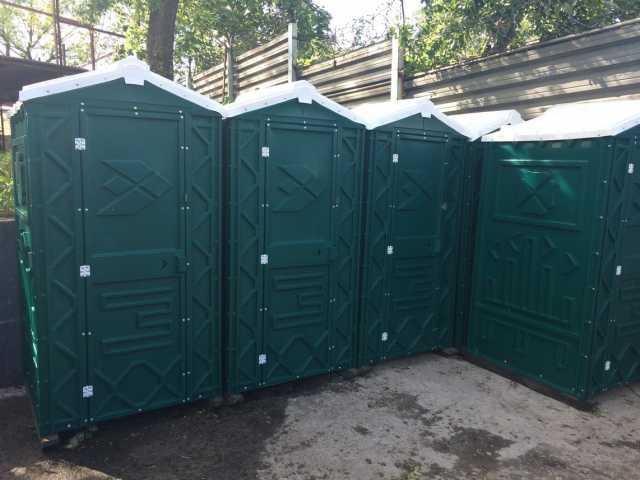 Продам Биотуалеты, туалетные кабины б/у в х/c