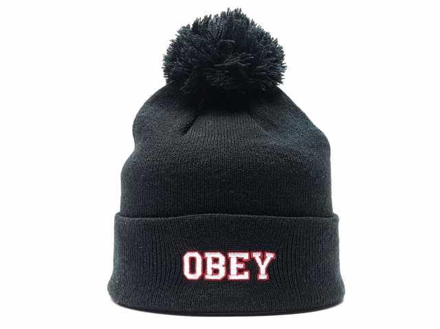 Продам Шапка мужская Obey flap черный